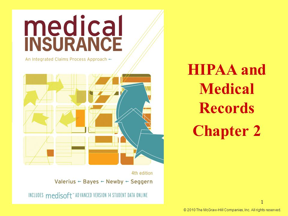 HIPAA and Medical Records