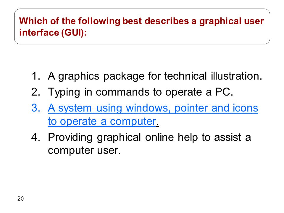 A graphics package for technical illustration.