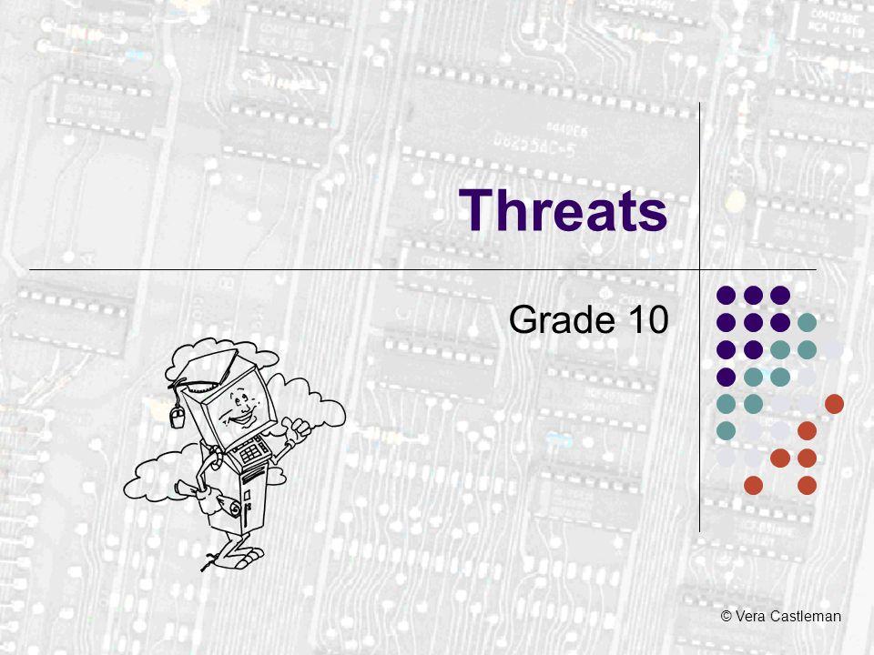 Threats Grade 10