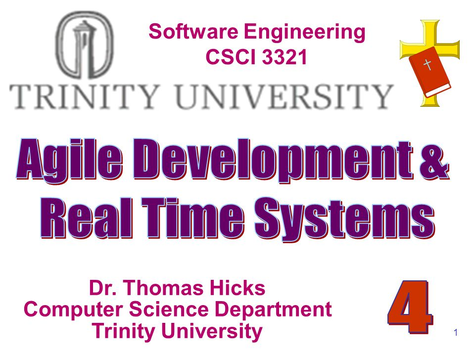 Software Engineering CSCI 3321 Computer Science Department