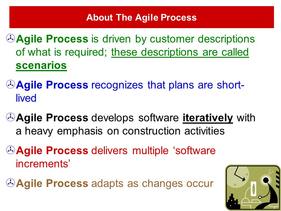 About The Agile Process