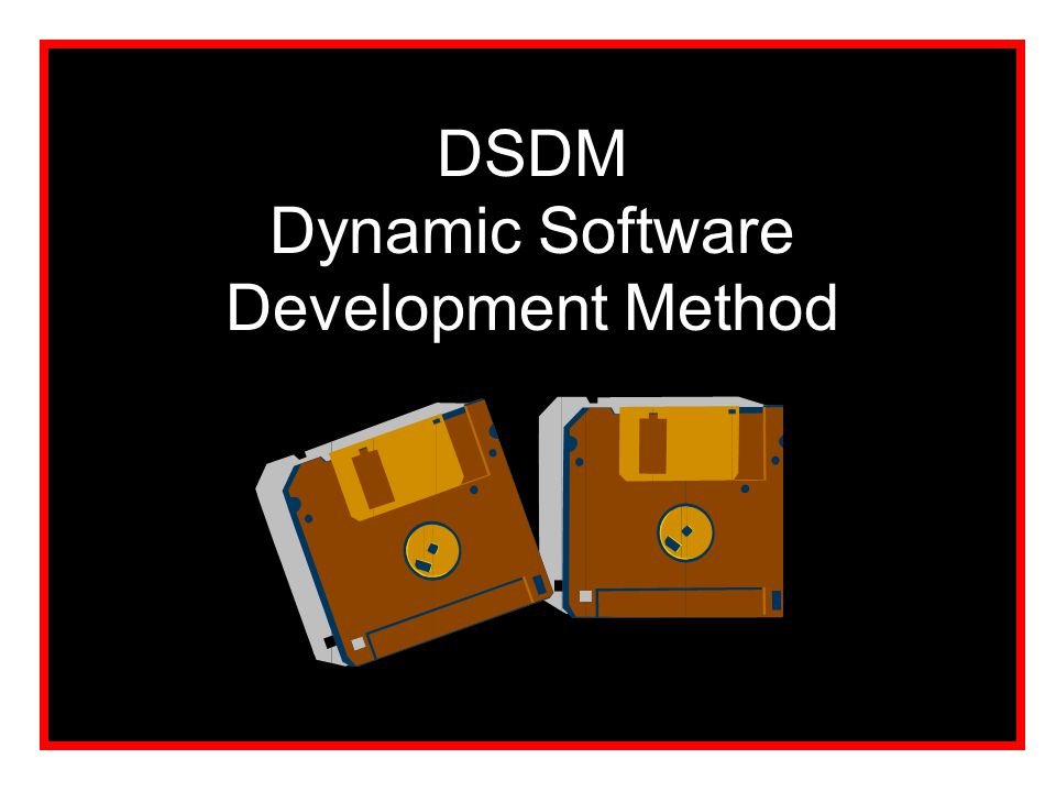 Dynamic Software Development Method