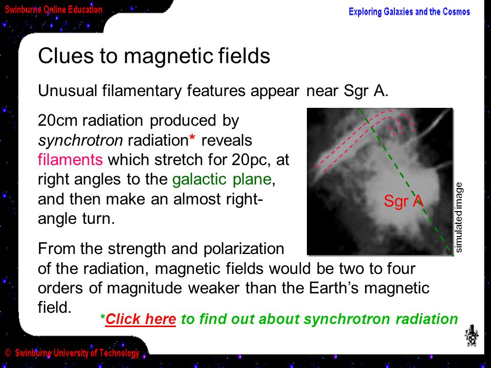 Clues to magnetic fields