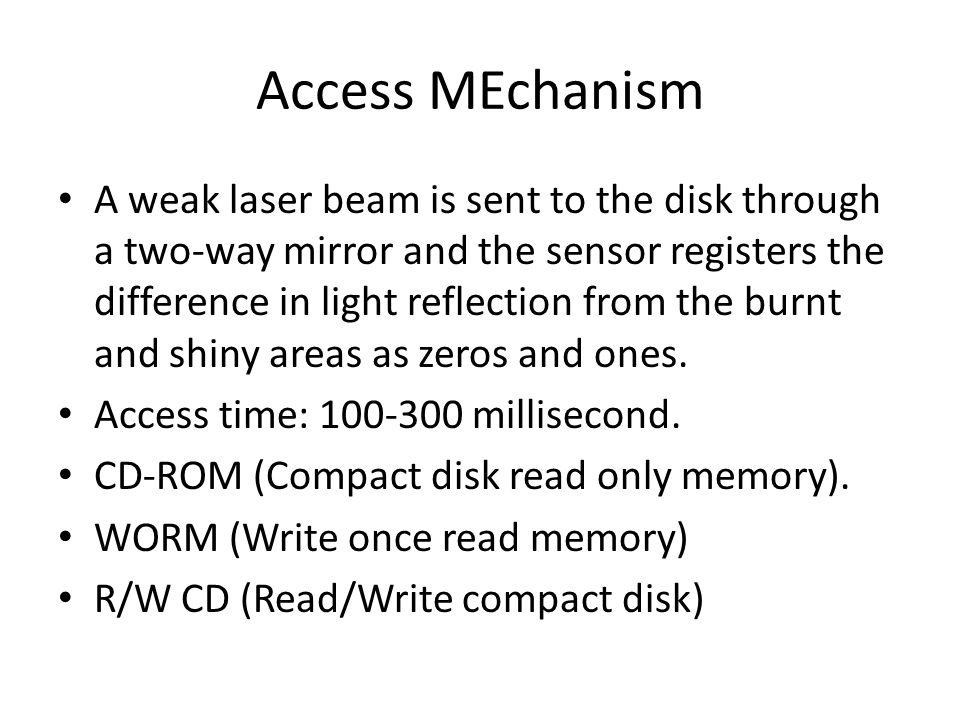Access MEchanism