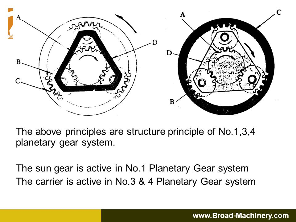 The above principles are structure principle of No