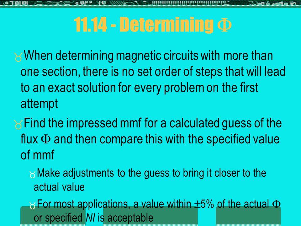 11.14 - Determining 