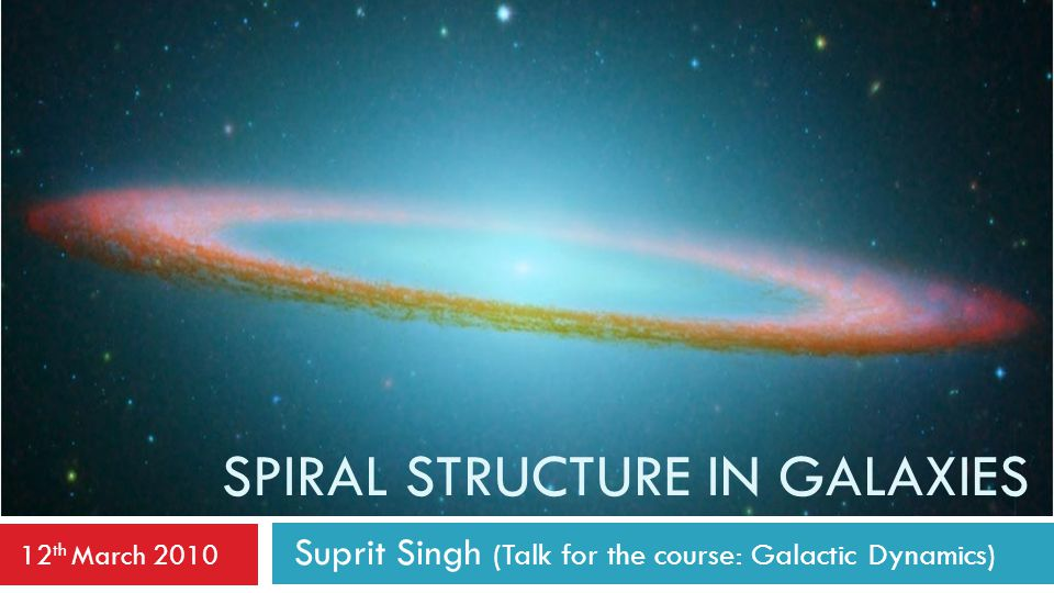 Spiral Structure in Galaxies