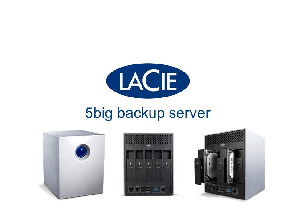 5big backup server