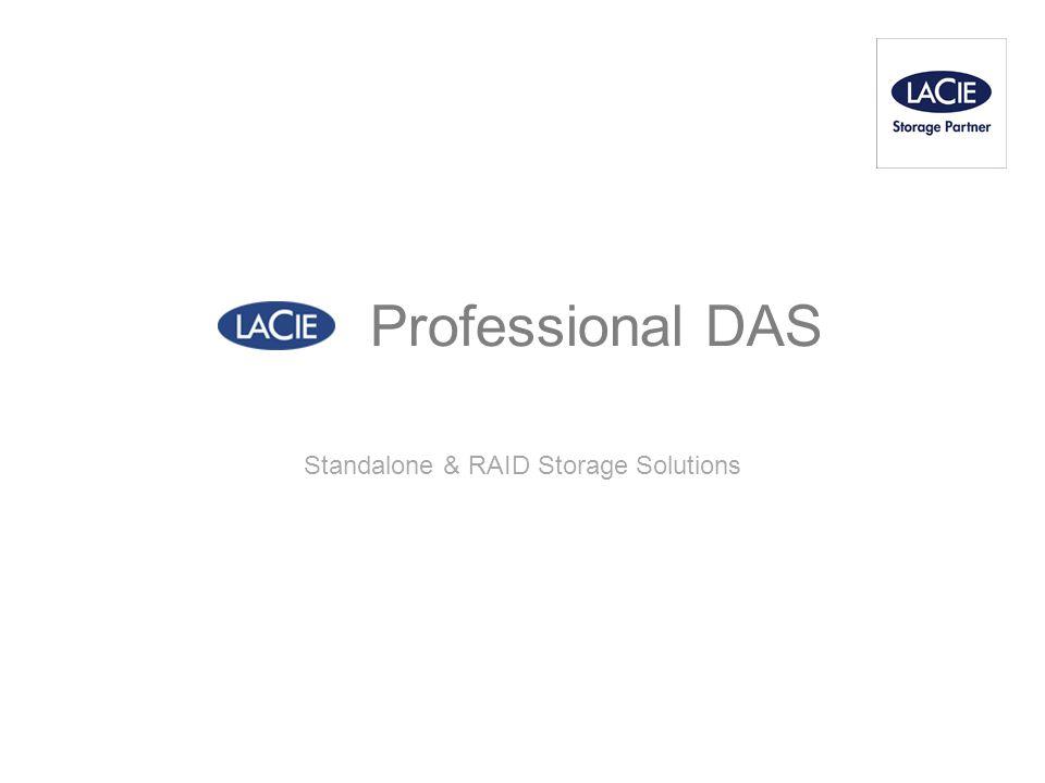 Standalone & RAID Storage Solutions