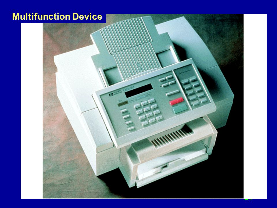 Multifunction Device