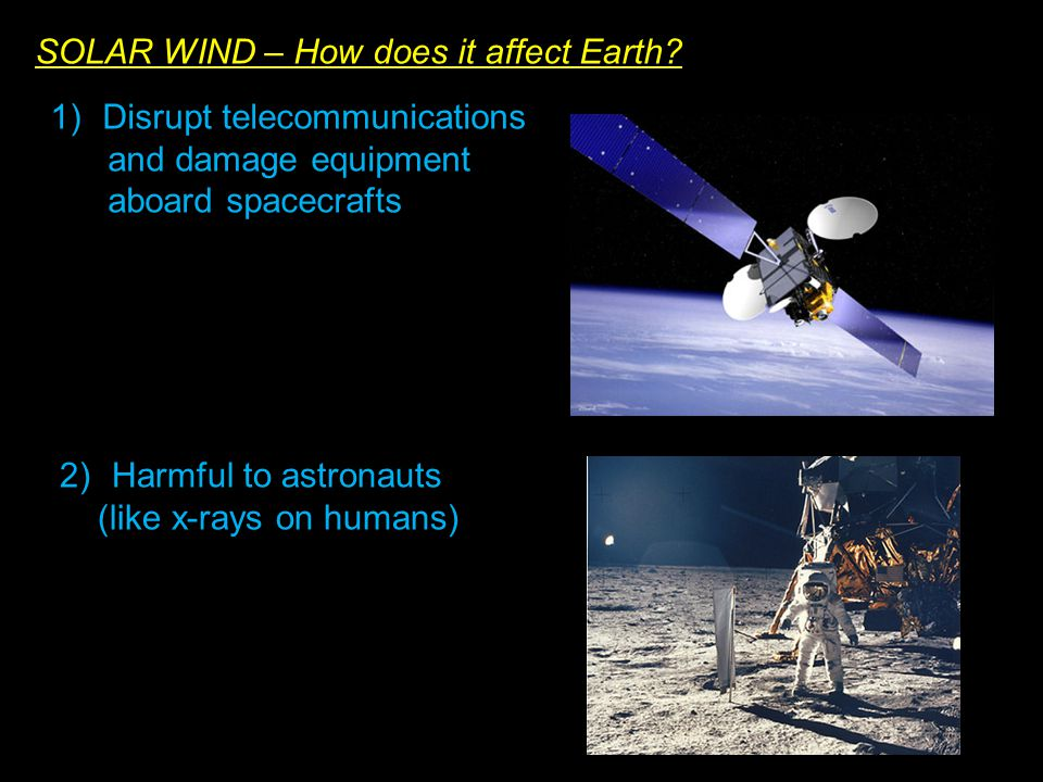 SOLAR WIND – How does it affect Earth