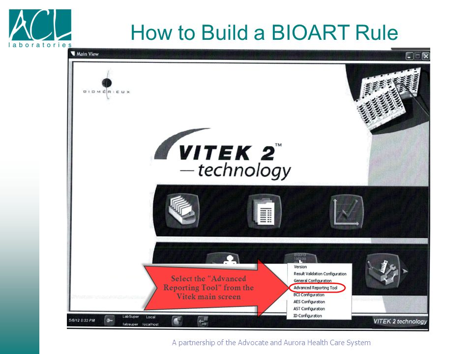 How to Build a BIOART Rule