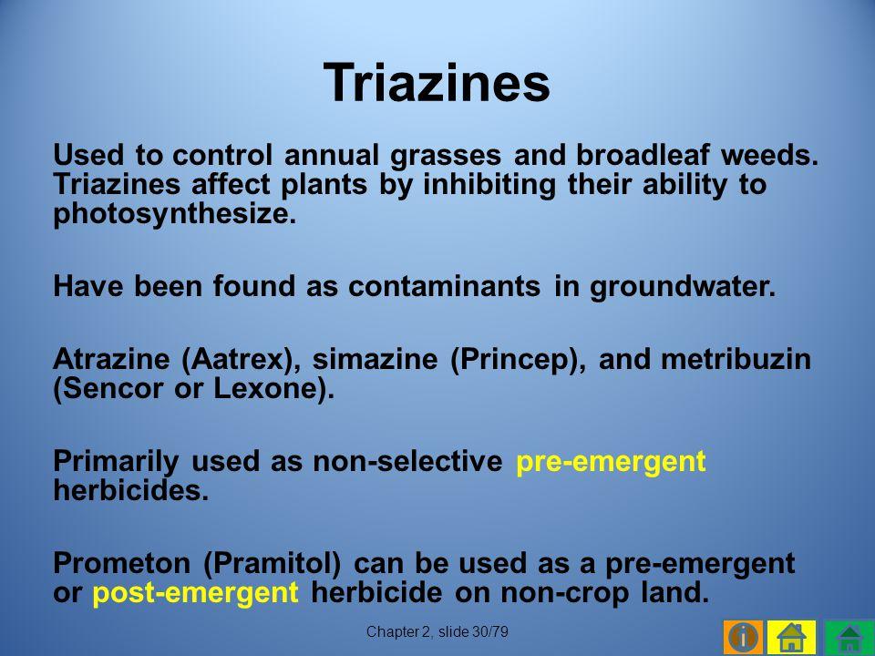 Triazines