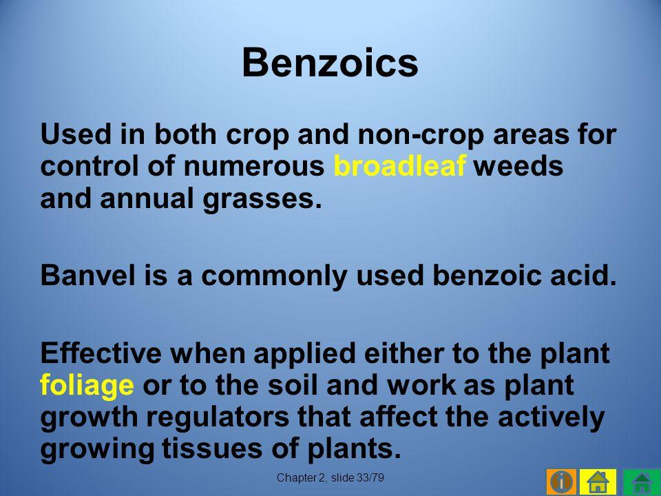 Benzoics