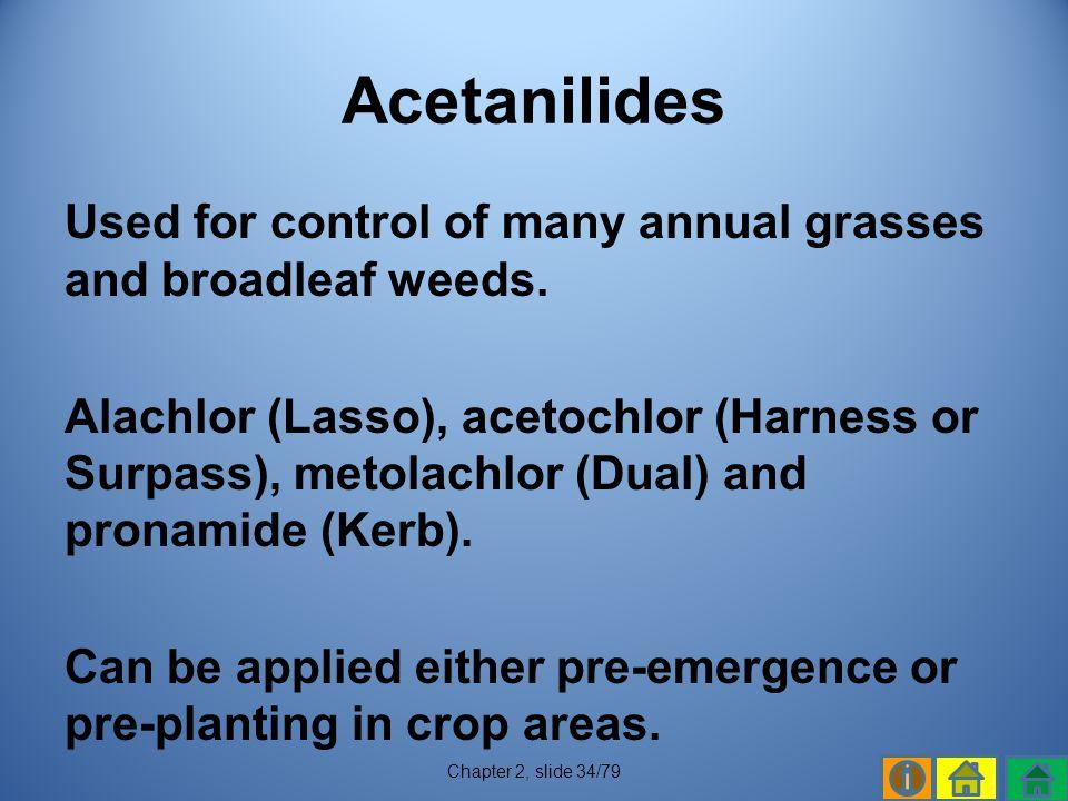 Acetanilides