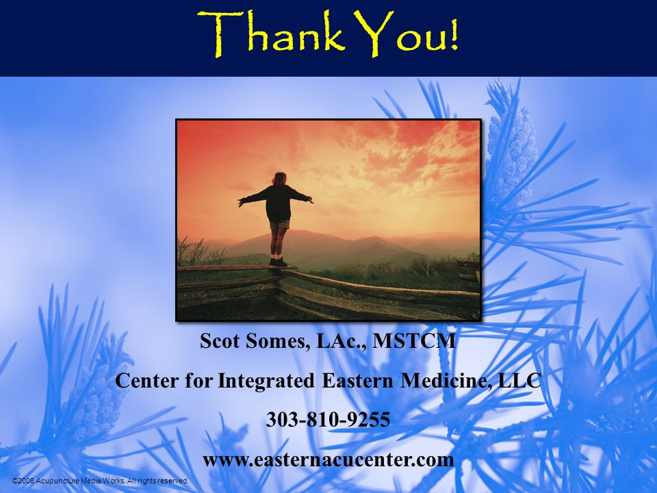 Center for Integrated Eastern Medicine, LLC
