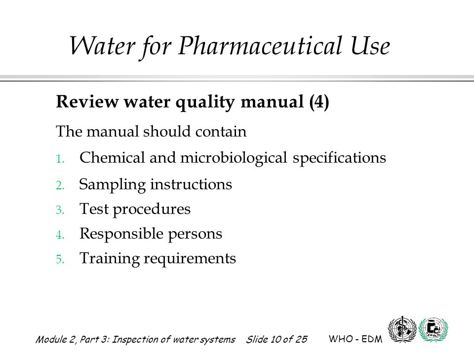 Review water quality manual (4)