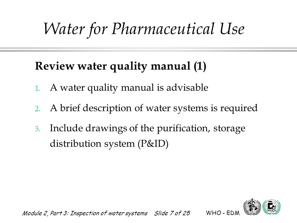 Review water quality manual (1)