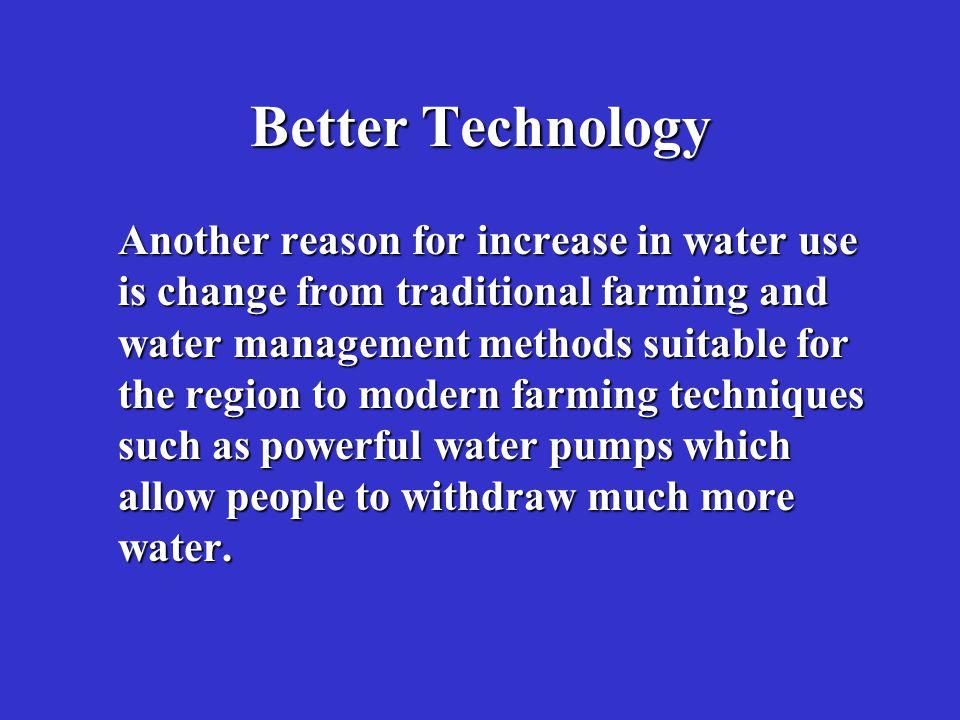 Better Technology