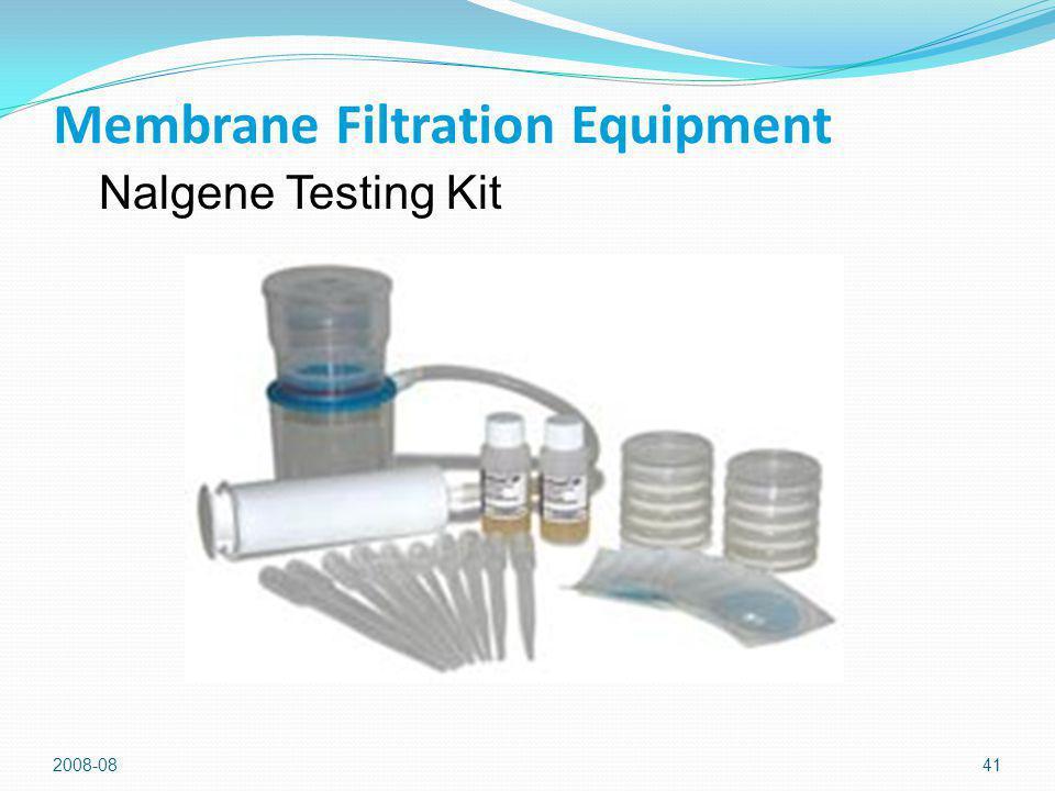 Membrane Filtration Equipment