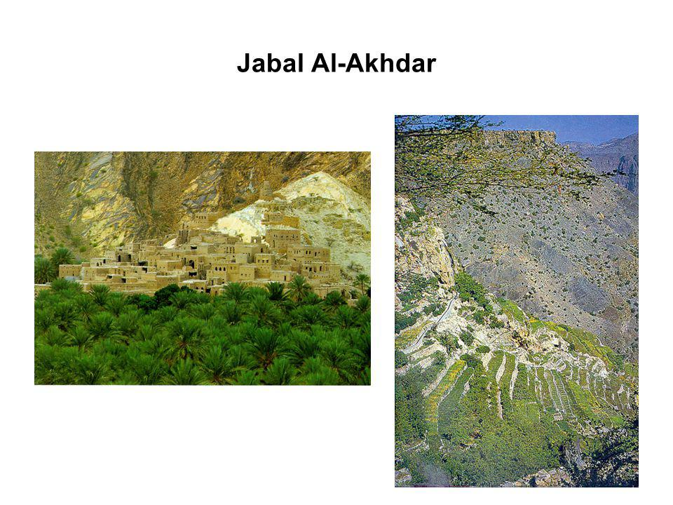 Jabal Al-Akhdar