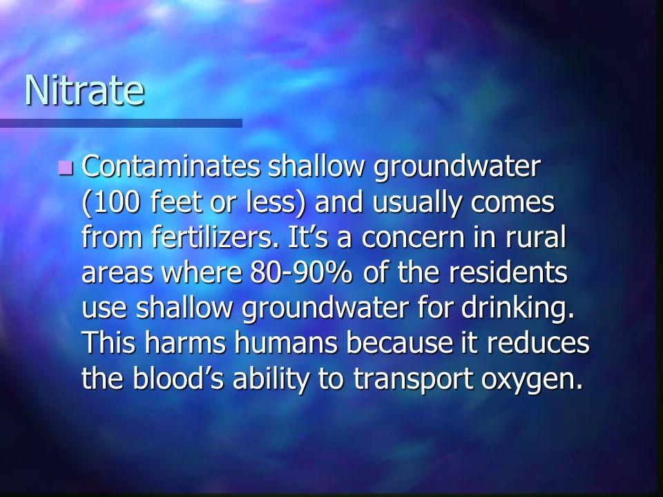 Nitrate