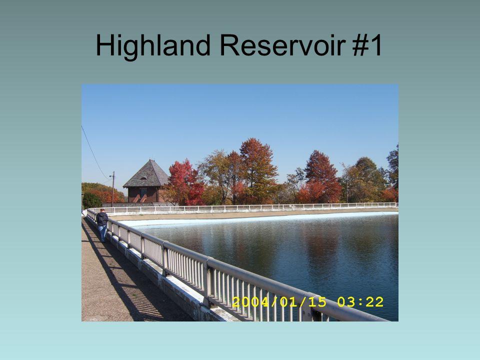 Highland Reservoir #1