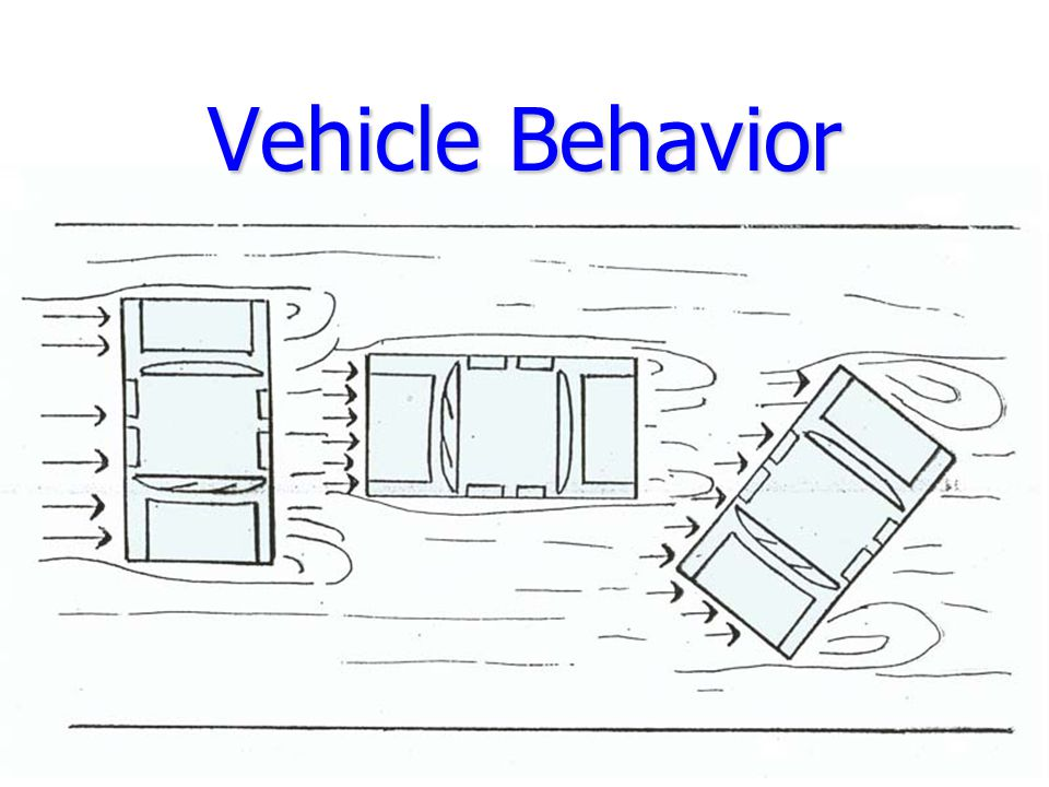Vehicle Behavior