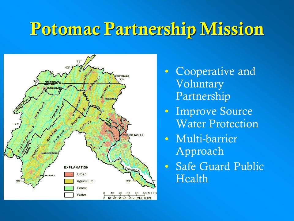 Potomac Partnership Mission