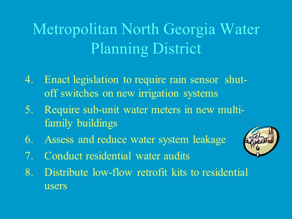 Metropolitan North Georgia Water Planning District