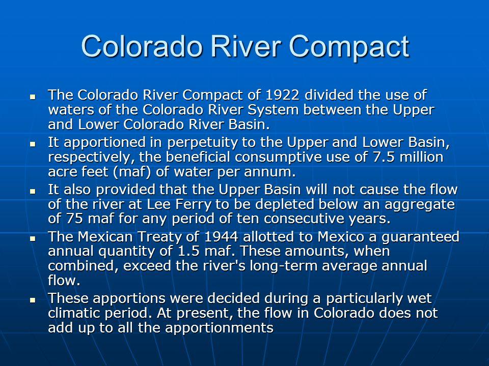 Colorado River Compact