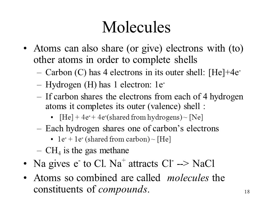 Dissociation Some molecules (acids) may release or take on (bases) protons (hydrogen ions) thus becoming ions themselves.