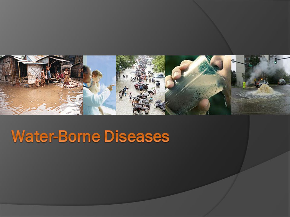 Water-Borne Diseases