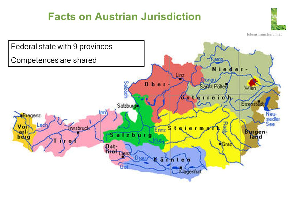 Facts on Austrian Jurisdiction
