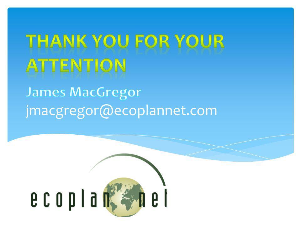 James MacGregor jmacgregor@ecoplannet.com