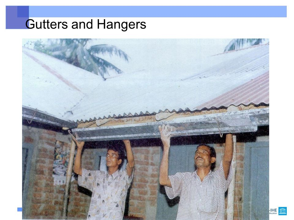 Gutters and Hangers