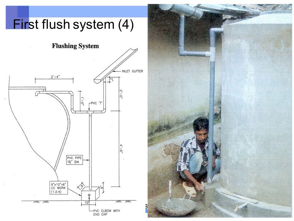 First flush system (4)