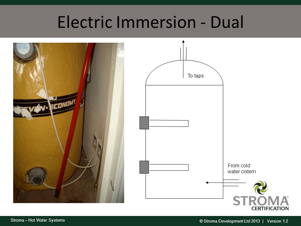 Electric Immersion - Dual