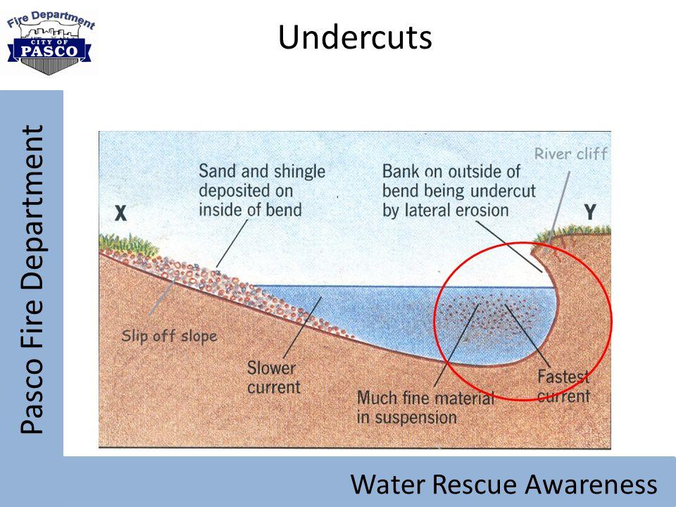 Undercuts Pasco Fire Department Water Rescue Awareness