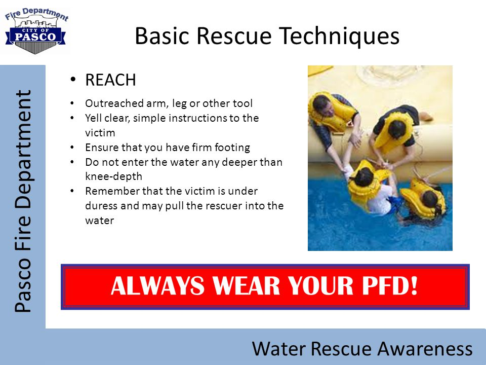 Basic Rescue Techniques