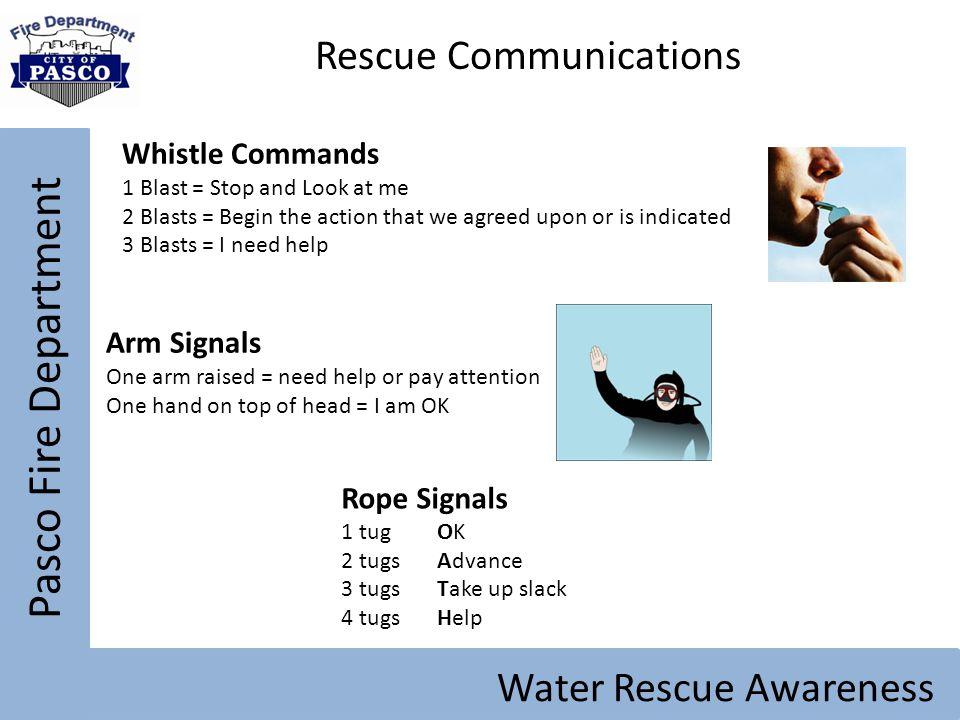 Rescue Communications