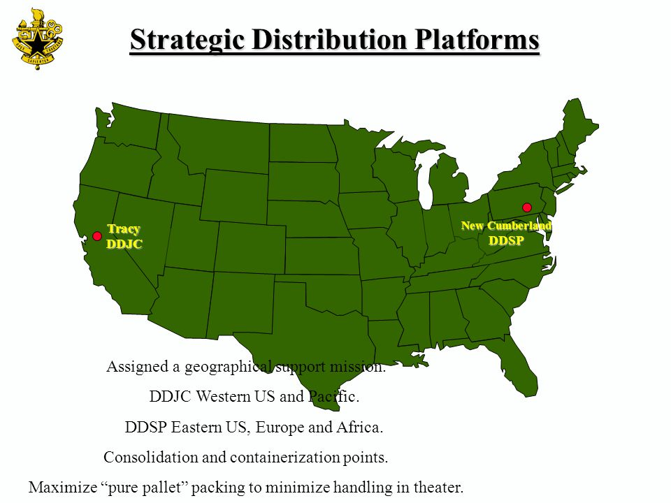 Strategic Distribution Platforms