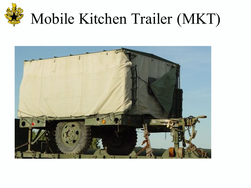 Mobile Kitchen Trailer (MKT)