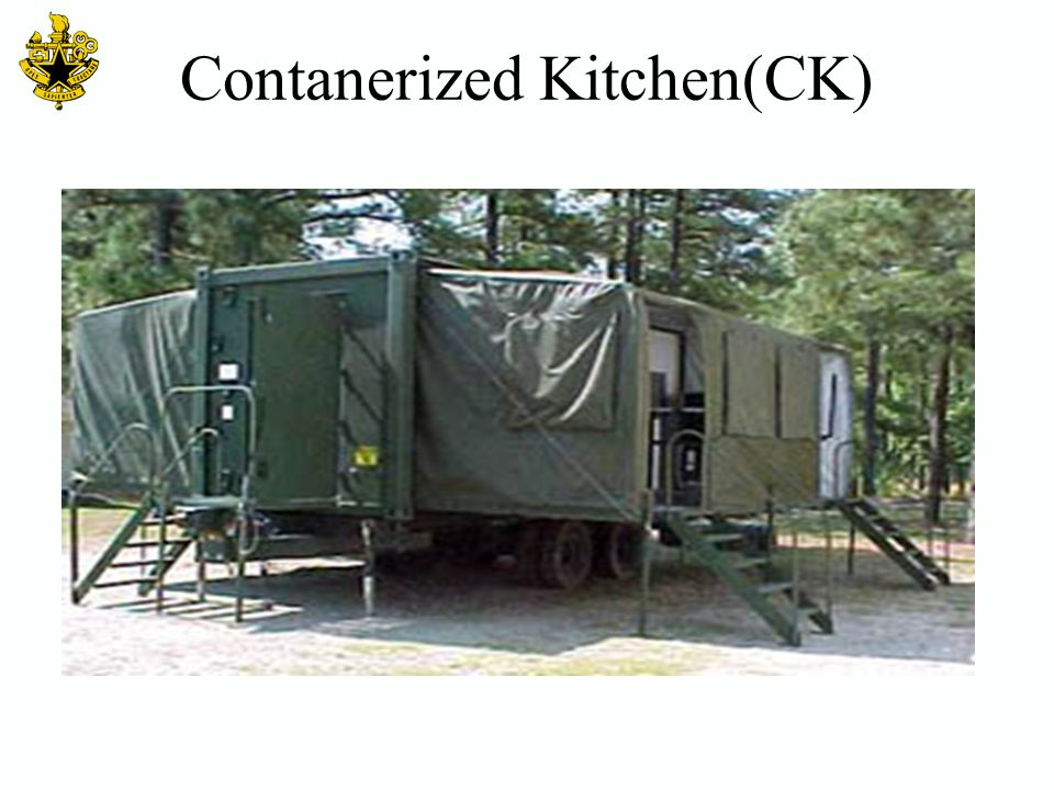 Contanerized Kitchen(CK)