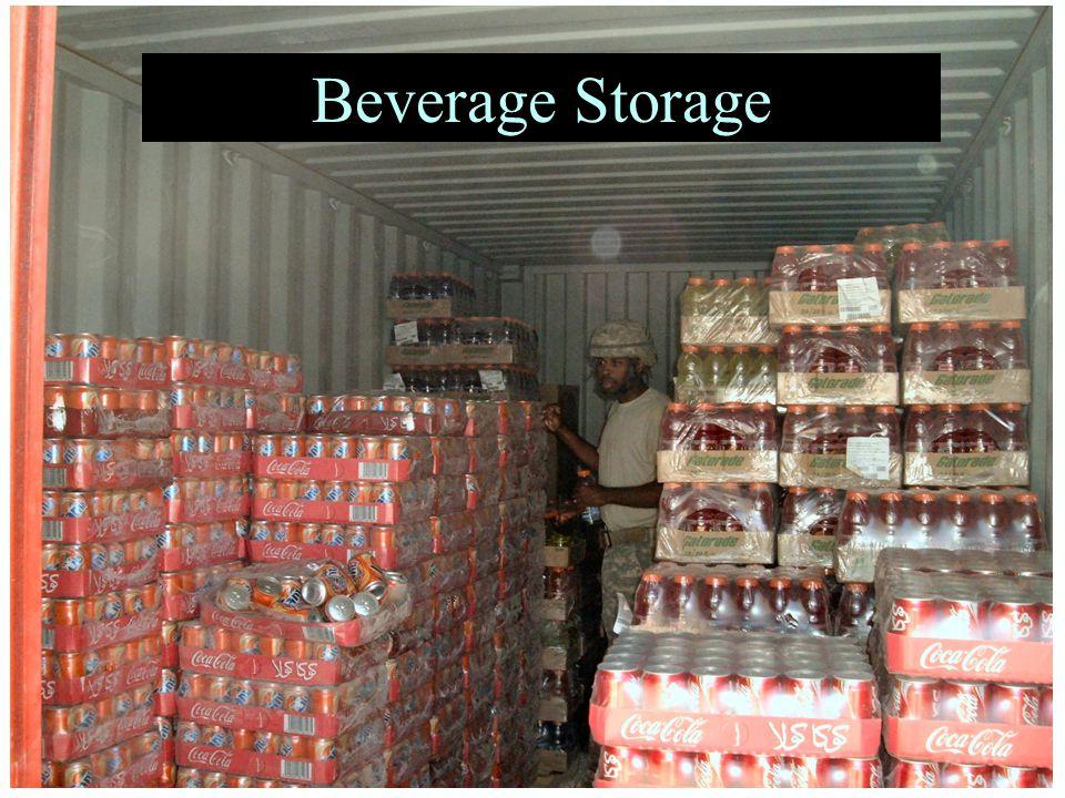 Beverage Storage