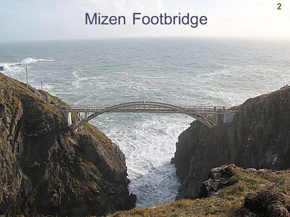 2 Mizen Footbridge