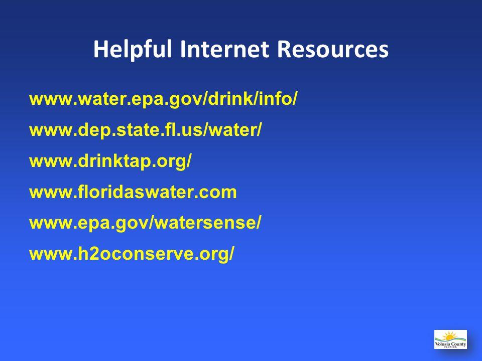 Helpful Internet Resources
