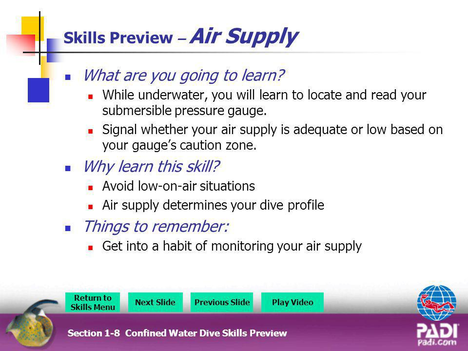 Skills Preview – Air Supply