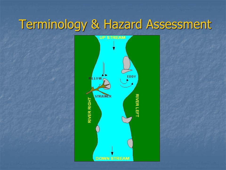 Terminology & Hazard Assessment