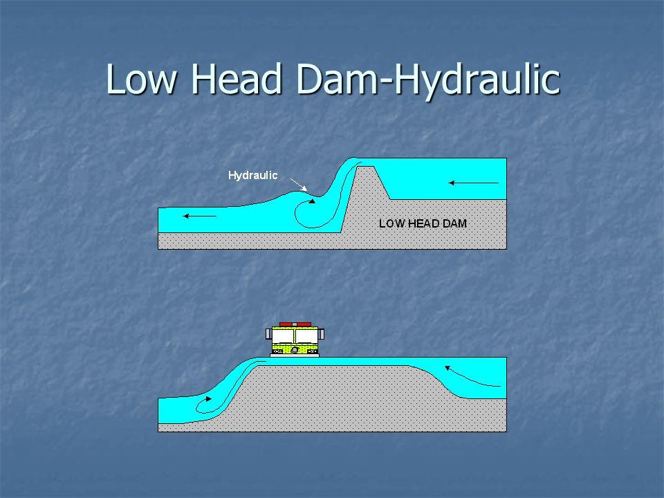 Low Head Dam-Hydraulic